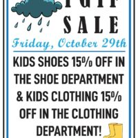 TGIF Flyer for October 29, 2021